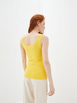 Майка ROZA 200126 Желтая