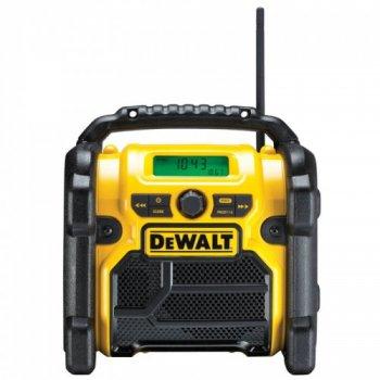 Радіоприймач AM/FM, AUX порт, DeWALT DCR019 (без АКБ і ЗУ)