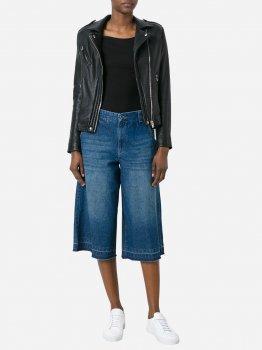 Бриджи джинсовые Twinset TS1065 Синие