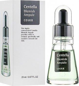 Сыворотка для лица Сыворотка с центеллой для проблемной кожи COSRX Centella Blemish Ampoule 20 мл (8809416470344)