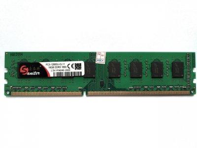 Оперативная память Saniter DDR3 16Gb 1600MHz PC3-12800 AMD (№762)