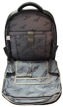 Рюкзак Safari Business 45 х 32 х 13 см 19 л Черный (20-165L-1) (8591662201659)