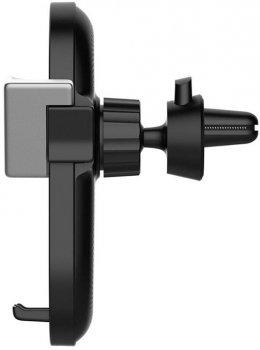 Беспроводное автомобильное зарядное устройство Xiaomi ZMI Car Wireless Charger Black 20W + АЗУ (WCJ10)