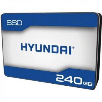 """Накопичувач SSD 2.5"""" 240GB Hyundai (C2S3T/240G)"""