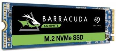 Seagate Barracuda SSD 500GB NVMe M.2 2280 PCIe 3.0 x4 3D NAND TLC (ZP500CM3A001)