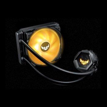 Система рідинного охолодження Asus TUF Gaming LC 120 RGB (TUF-Gaming-LC-120-RGB)