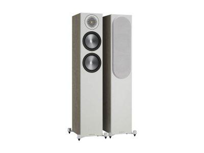 Напольная акустическая система Monitor Audio Bronze 200 Urban Grey (6G)