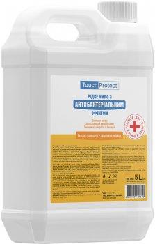 Жидкое мыло Touch Protect Календула-Чабрец с антибактериальным эффектом 5 л (4823109401600)