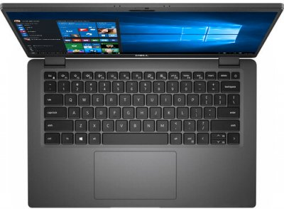 Ноутбук Dell Latitude 7410 (N002L741014EMEA-08) Black