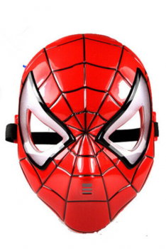 Маска Человек-паук с подстветкой ABC