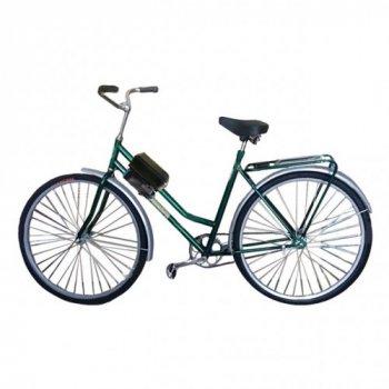 Электровелосипед Uvolt Украина Mb-36-350 28 Дюйма Зеленый