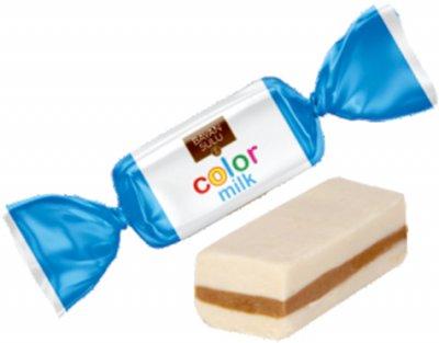 Конфеты Bayan Sulu BS Color milk 1 кг (4870200148576)