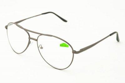 Очки с диоптрией Diamond D0007 Gray +1.5