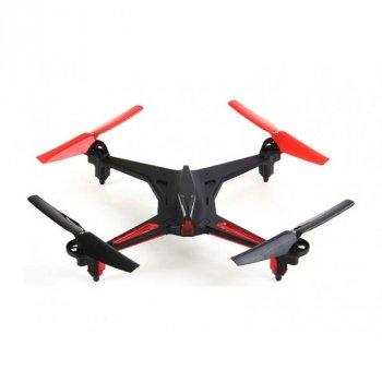 Квадрокоптер радиоуправляемый XK X250 Alien игрушка для детей от 14 лет с автопилотом подсветкой и HeadLess режимом + акробатические трюки (XK-X250)