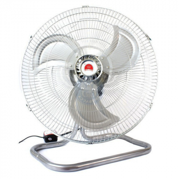 Потужний металевий вентилятор, 3 в 1 (настінний, настільний, настінний) CHENGLI CROWN FS 4521