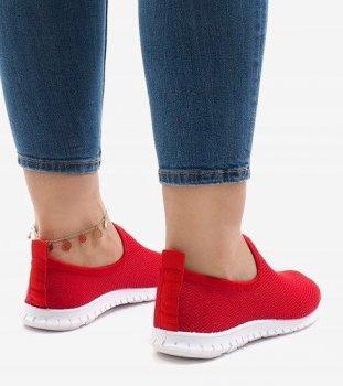 Жіночі сліпони, колір Червоний, код gr3596