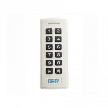 Автономний контролер SEVEN CR-7467 Білий