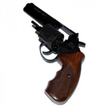 "Револьвер под патрон Флобера STALKER 4.5"" коричневый (ST45W)"