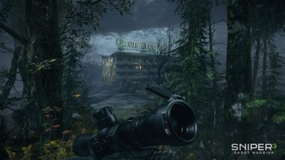 Sniper Ghost Warrior 3 Season Pass Edition (PS4, русские субтитры)