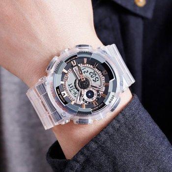 Наручний годинник AlexMosh чоловічі Sanda Cuprum (25548)