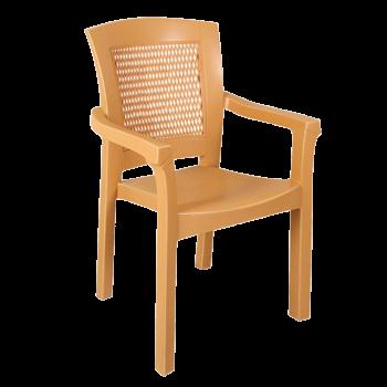 Кресло Irak Plastik Side тик