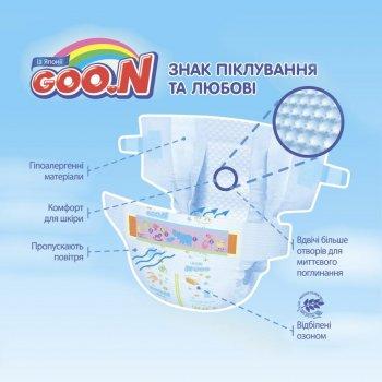 Підгузник GOO.N Трусики 15-35 кг XXXL унісекс,14 шт (753859)