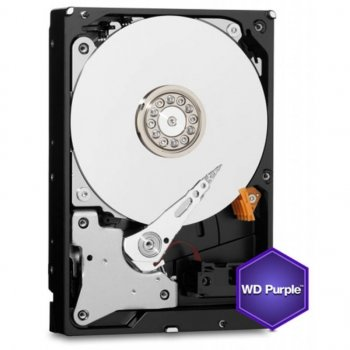 "Жорсткий диск Western Digital Purple 8TB 256MB 7200rpm WD82PURZ 3.5"" SATA III"