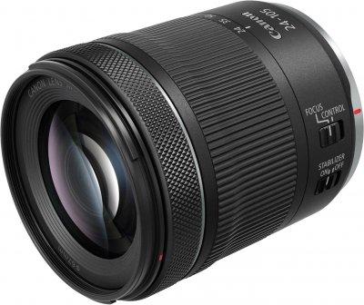 Canon RF 24-105 mm f/4.0-7.1 IS STM Black (4111C005) Офіційна гарантія!