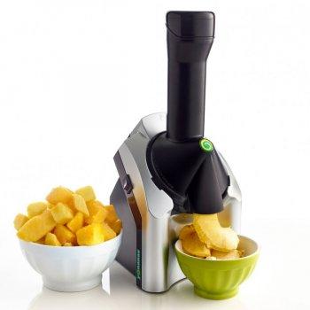 Кухонний комбайн морожениця Yonanas для переробки фруктів та ягід 200 Вт