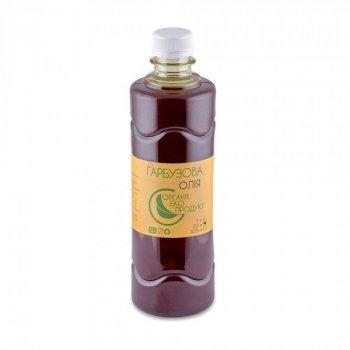 Масло тыквенное холодного отжима Organic Eco-Product, 500 мл