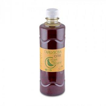 Масло тыквенное холодного отжима Organic Eco-Product, 1000 мл