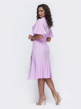 Плаття Dressa 49953 Фіолетове