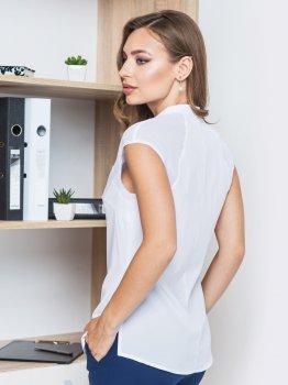 Блузка Dressa 14273 Біла