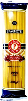 Макарони Giulio Pagani Spaghetti спагеті 500 г (8005720507039)