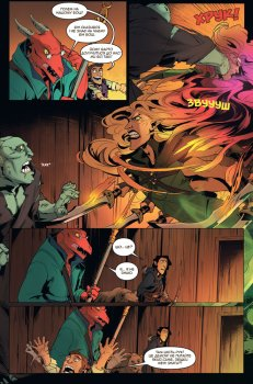 Комікс TUOS Comics Critical Role. Vox Machina: Початок. Том 1