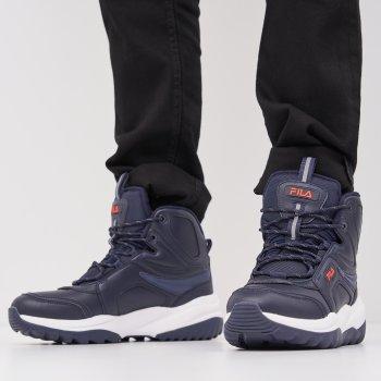Ботинки Fila Tornado Hi Wntr 104722-Z4 Темно-синие