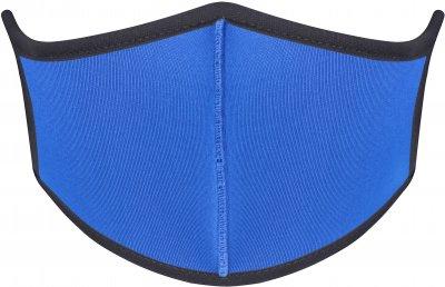 Набор многоразовых детских масок Anmerino XS/S 3 шт Темно-синий с синим и черным (260011446)