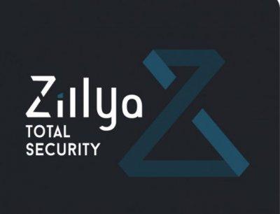 Антивірус Zillya! Total Security 1 ПК 3 роки