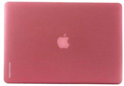 "Чохол-накладка для ноутбука Promate MacBook Pro 15"" 2013 - early 2016 Pink (macshell-pro15.pink)"
