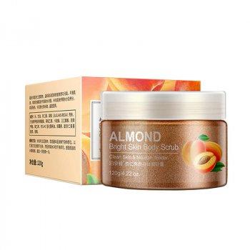 Скраб для тела BIOAQUA Body Scrub 120 г Almond увлажняющий