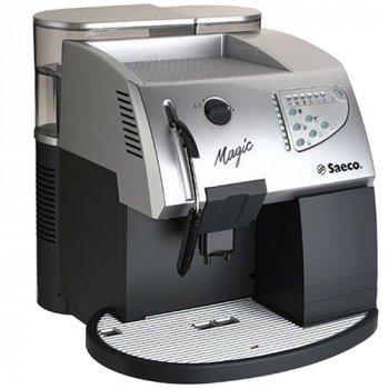 Автоматическая кофемашина Saeco Magic De Luxe б/у