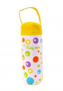 Контейнер для бутылочки Baby Team Универсальный 1505 Белый (240362281)