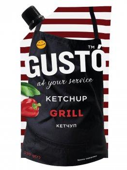 Кетчуп GUSTO Grill 250г