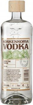 Водка Koskenkorva Lemon Lime Yarrow 0.7 л 37.5% (6412700512709)