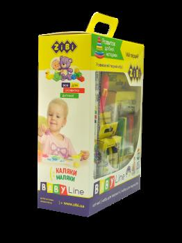 Набор для детского творчества ZiBi Baby Line (ZB.9950)