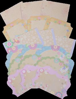 Заготівля для листівок ZiBi Daisy 102 х 153 см (ZB.18204-AF)