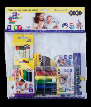Набор для детского творчества ZiBi Baby Line (ZB.9951)