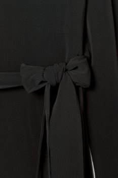 Платье H&M 7215899 Черное