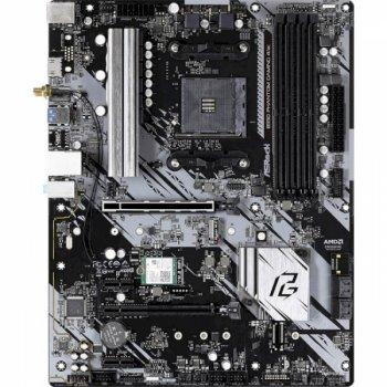 Материнская плата ASRock b550 Phantom Gaming 4/ac
