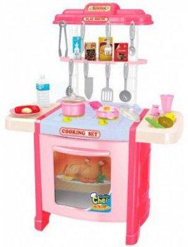 Кухня детская Bambi 922-14A-15A Pink (922-15A pink)